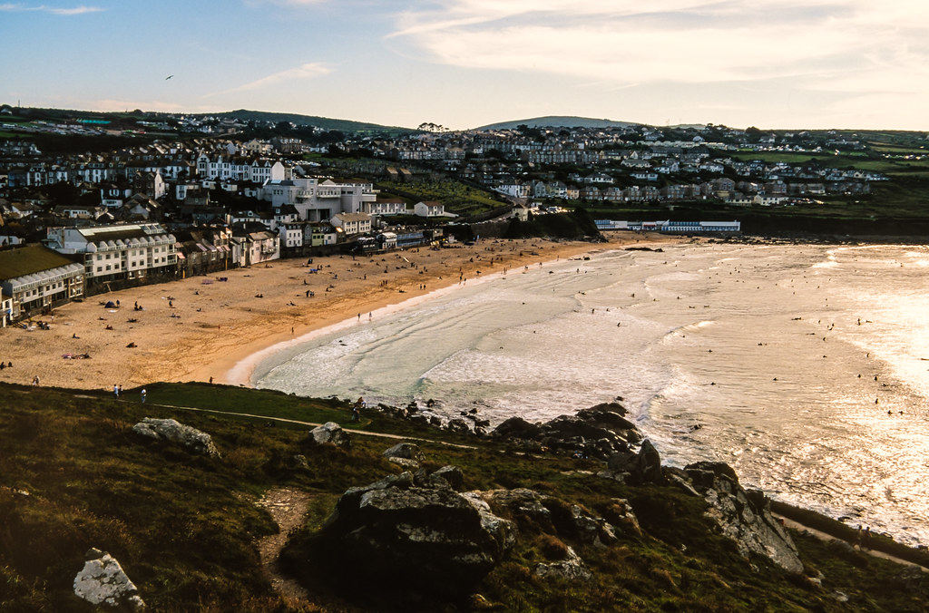 Slide copies, September 2000, St Ives