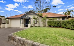 1 Wilson Street, Cammeray NSW