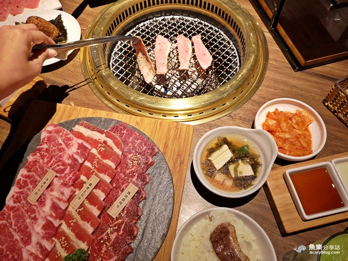 【高雄左營】茶六燒肉堂|高雄人氣燒肉推薦 @魚樂分享誌