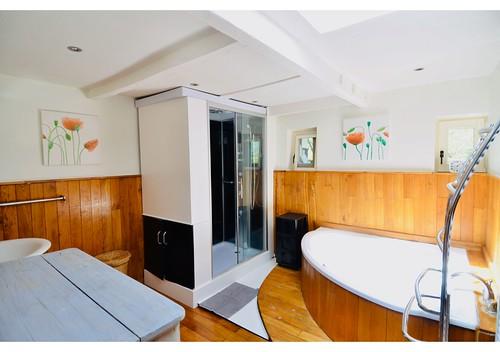 Badkamer vakantie woning Het Eiken Huis
