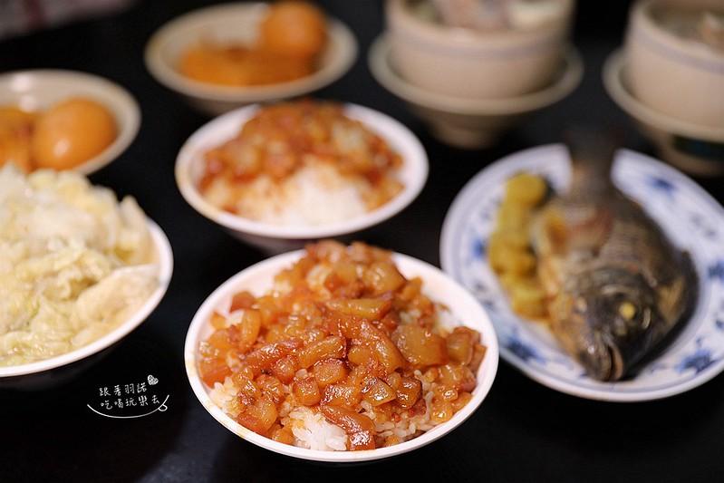 三重必吃美食今大魯肉飯菜寮站美味滷肉飯55