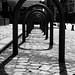Lockdown - Place Cathédrale (Liège 2020)