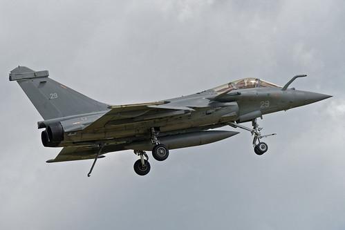Dassault Rafale Marine N°29 - Aéronautique Navale