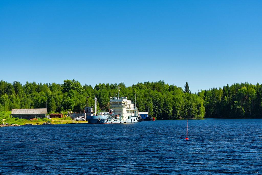 фото: White Sea–Baltic Canal 65