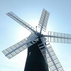 Holgate Windmill, April 2020 - 6