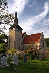 Photo of St Nicholas' Church, Otham