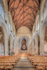 Photo of Ripon Cathedral Nave