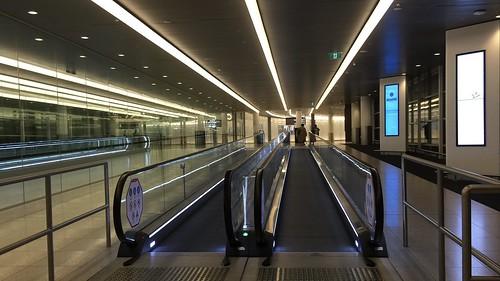 Virgin Australia terminal, Perth Airport, Western Australia