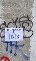 Hommage à IDIR. 3 mai 2020