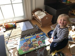 """Dani Finishes the Paw Patrol Puzzle • <a style=""""font-size:0.8em;"""" href=""""http://www.flickr.com/photos/109120354@N07/49851870293/"""" target=""""_blank"""">View on Flickr</a>"""