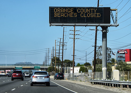 OC Beaches Closed by Russ Allison Loar, on Flickr