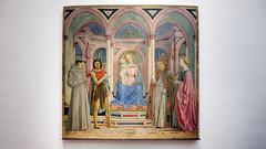 Veneziano, Saint Lucy Altarpiece