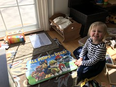 """Dani Finishes the Paw Patrol Puzzle • <a style=""""font-size:0.8em;"""" href=""""http://www.flickr.com/photos/109120354@N07/49852705262/"""" target=""""_blank"""">View on Flickr</a>"""