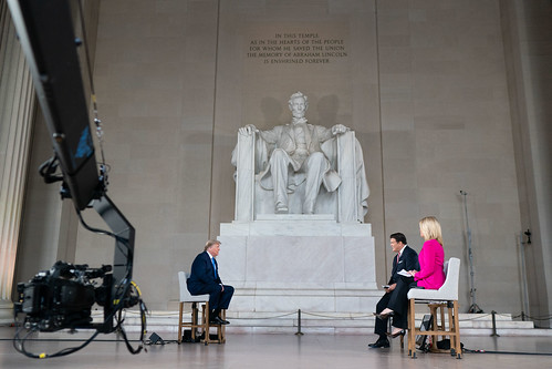 Fox News Virtual Town Hall by The White House, on Flickr
