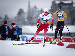 Cross country skiing - Holmenkollen 2020