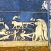 Plafond astronomique (détail) de la tombe de Sethi 1er (Egypte)