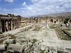 Great Court of Temples Complex in Baalbek