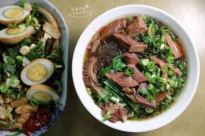 林家藥燉原汁牛肉麵吳興街美食12