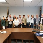 Fellows visiting the USDA Farm Service Agency, USDA Rural Development Agency, and the USDA Natural Resources and Conservation Service