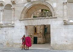 La porte de Split