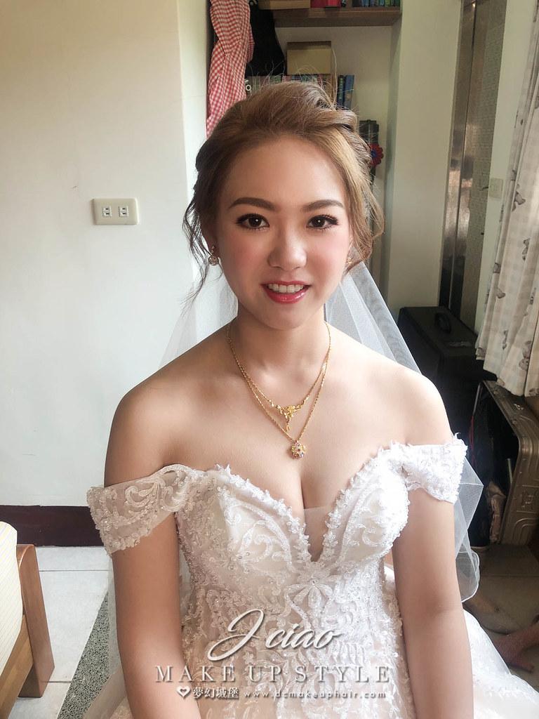 【新秘婕喬】bride資喻 訂結婚造型 / 韓式風格