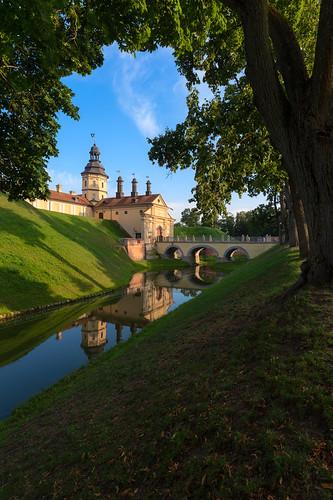 Nesvizh Castle (Belarus)