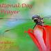 National Day of Prayer - May 7, 2020