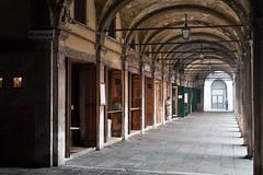 Restaurant gallery in Venice, Italy