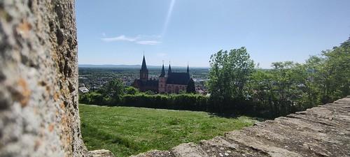 Landskron - Katharinenkirche Oppenheim (Oppo Reno 2, Vollbild, Weitwinkel, 1,47 MB)