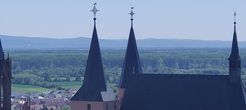 Landskron - Katharinenkirche Oppenheim (Oppo Reno 2, Vollbild, 5x, 1,03 MB)