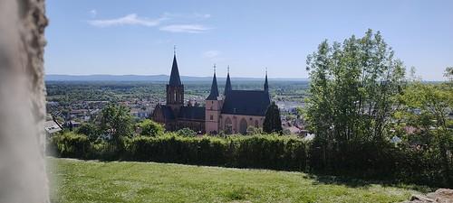 Landskron - Katharinenkirche Oppenheim (Oppo Reno 2, Vollbild, 1x, 2,89 MB)