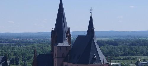 Katharinenkirche Oppenheim (Oppo Reno 2, Volbild, 5x, 1,05 MB)