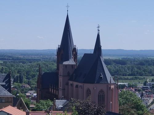 Katharinenkirche Oppenheim (Oppo Reno 2, 4x3, 5x, 1,87 MB)