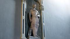 Donatello, Saint George, detail