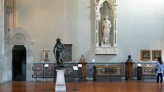 Donatello's David and Saint George (and the competition panels too!)