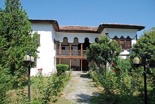 Maison traditionnelle à Elbasan