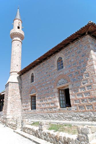 Mosquée à Elbasan
