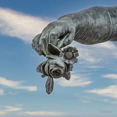Statue parisienne