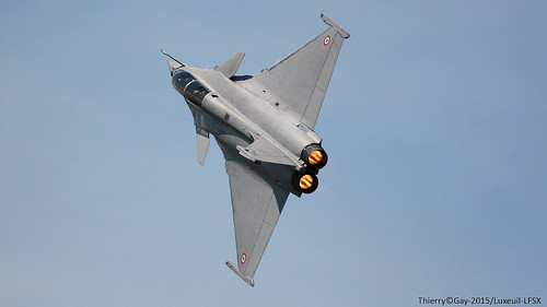 French Air Force Dassault Rafale B - 330/113-IE402