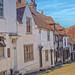 West Street, Rye, Sussex, England
