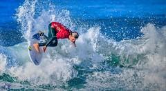Oceanside CA, High school surf contest