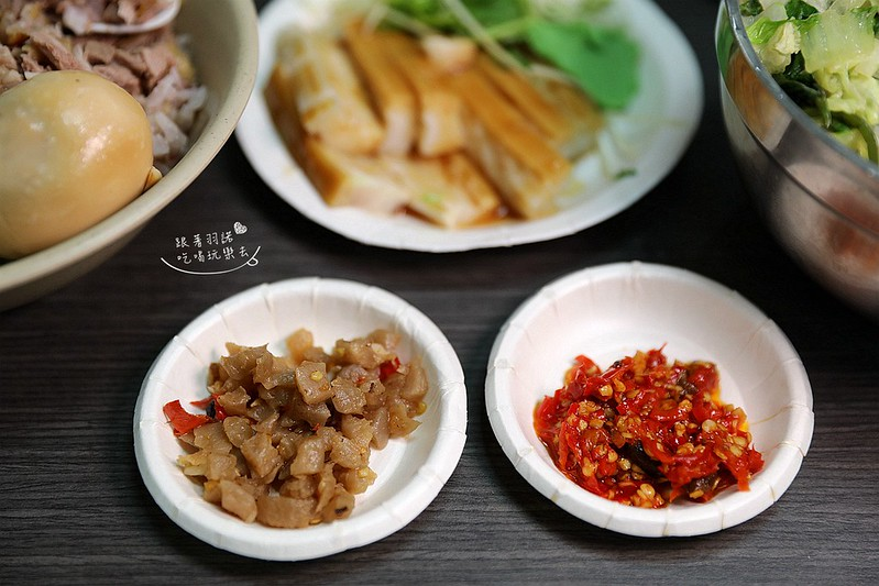 永和美食型男鵝肉店激推鵝肉飯剁肉飯55
