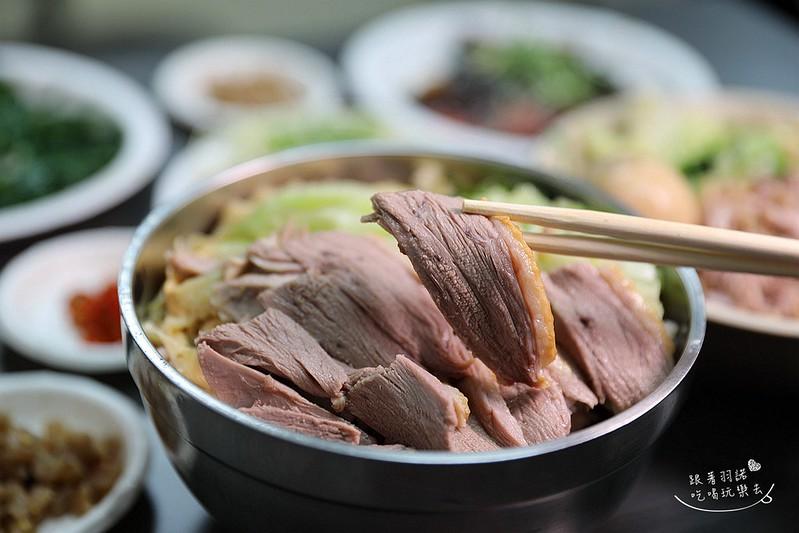 永和美食型男鵝肉店激推鵝肉飯剁肉飯45
