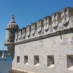 Torre de Belén. Baluarte y Bocas de Cañones.