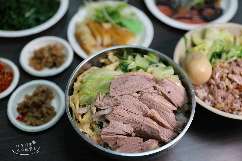 永和美食型男鵝肉店激推鵝肉飯剁肉飯37