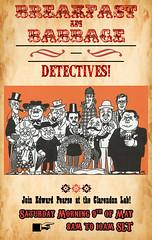 Breakfast in Babbage: Detectives