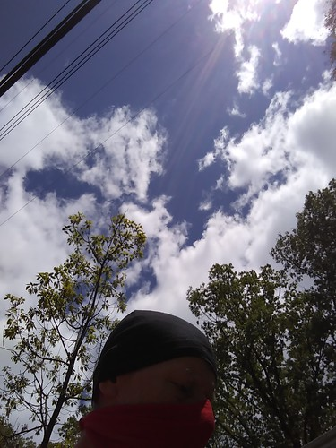 I need to work on my selfie skill set ©  Michael Neubert