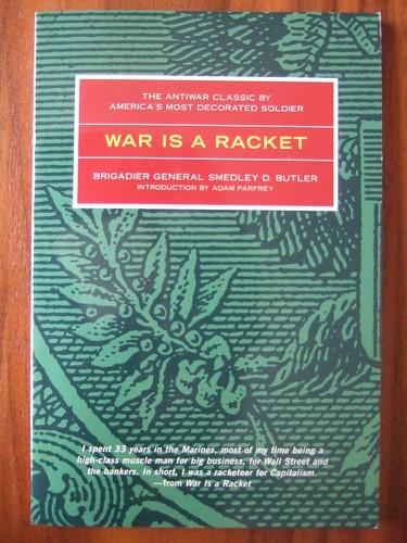 War is a racket, From FlickrPhotos