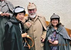 Setsuko Shibasaki, Roger Johnson & Jean Upton (photo courtesy of Setsuko Shibasaki)