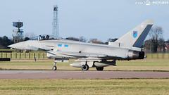 Eurofighter Typhoon FGR4 ZK307 'EE'